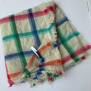 Talbots |  100% wool scarf